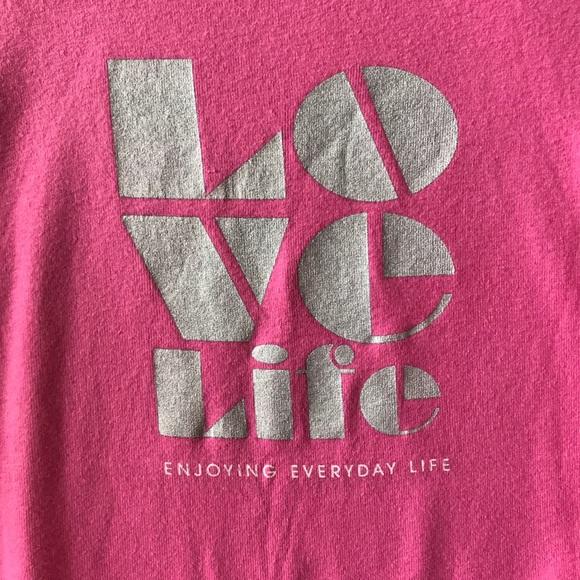 Pink LOVE Tee from Joyce Meyer Ministries